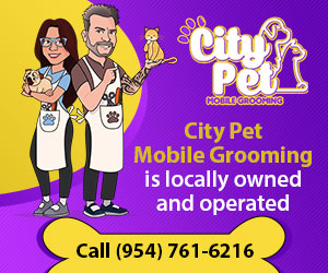 City Pet Mobile Grooming in Fort Lauderdale