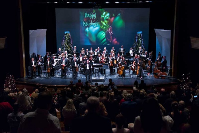 Symphony Of The Americas Presents Holiday Spectacle Of Sight And Sound