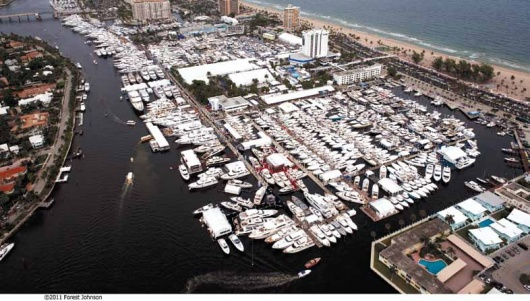 53rd Annual Fort Lauderdale International Boat Show