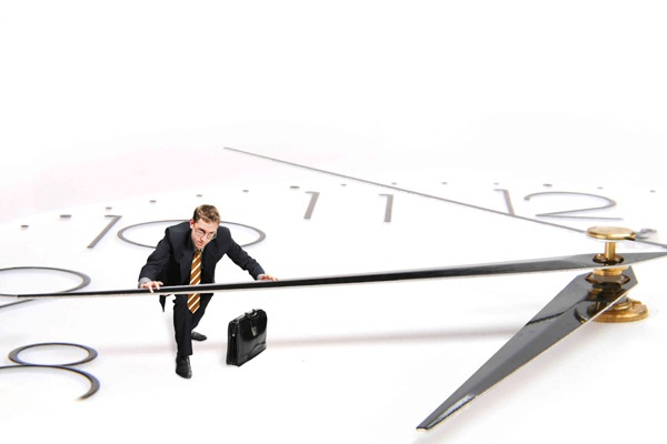 When it Comes to Time Management, it's All About Energy