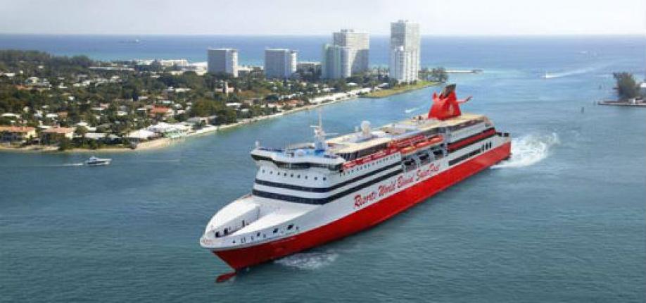 World Bimini SuperFast Shuttle Launches From Port Everglades - Bimini superfast cruise ship