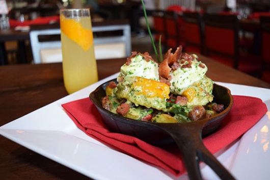 B Square Burgers & Booze Introduces All-New Weekend Brunch, New Happy Hour And Daily Specials