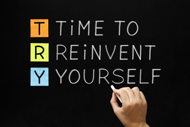 Whether Fired Or Inspired,  5 Tips To Reinvent Yourself