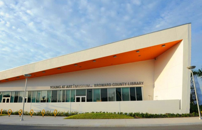 Young At Art Museum Offers Broward County School Teachers Free Admission