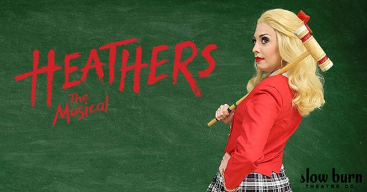 "Slow Burn Theatre Company Presents The South Florida Premiere Of ""Heathers: The Musical"""