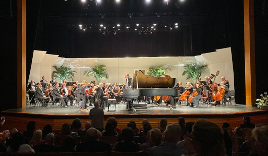 Rare Ginastera Concerto And First Contender In Music Director Search Enliven Symphony Of The Americas Season Opener