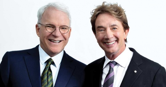 Steve Martin and Martin Short Star at the Broward Performing Arts Foundation's Annual Celebration