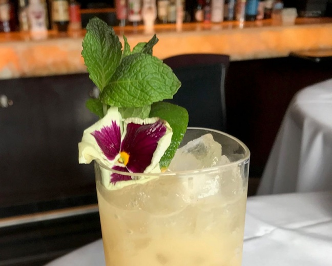 "The restaurant's mixologists have created an exclusive, mom-inspired specialty cocktail, ""The Matriarch"""