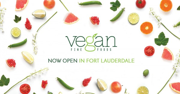 The First All-Vegan Fine Foods Market and Café in Fort Lauderdale Announces Grand Opening