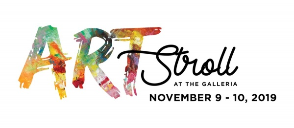 Visit the Debut of Artstroll at the Galleria  At Fort Lauderdale on November 9 & 10