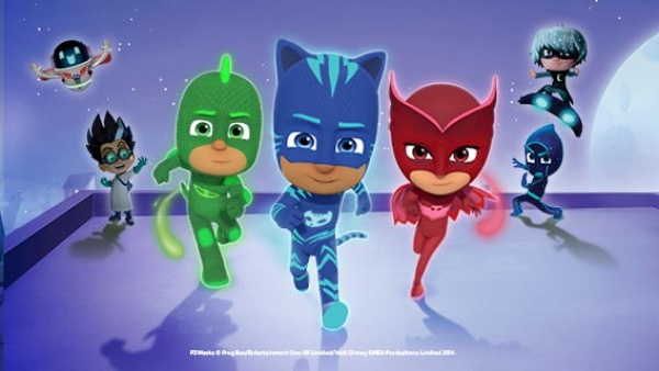 """PJ Masks Live! Save The Day"" Comes To  The Broward Center For The Performing Arts"