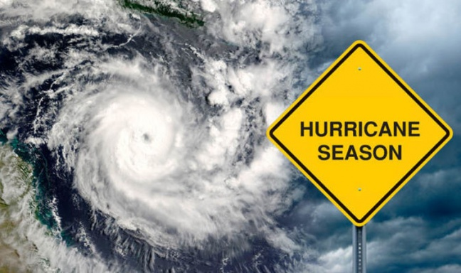 Hurricane season begins today;  make sure you're prepared