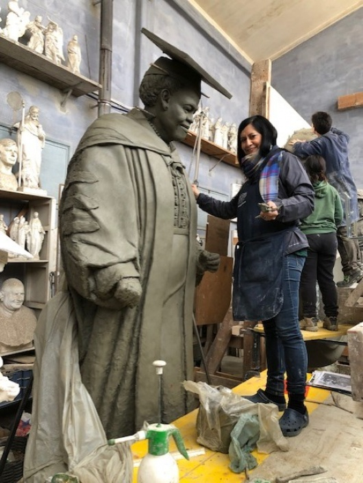 Business for the Arts Broward to Host Virtual Talk  With International Artist and Master Sculptor Nilda Comas