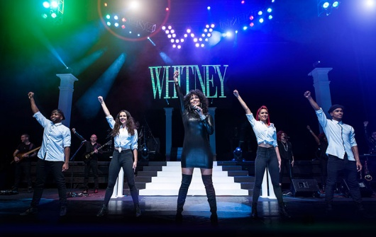 The Greatest Love Of All: The Whitney Houston Show Comes To  The Broward Center For The Performing Arts
