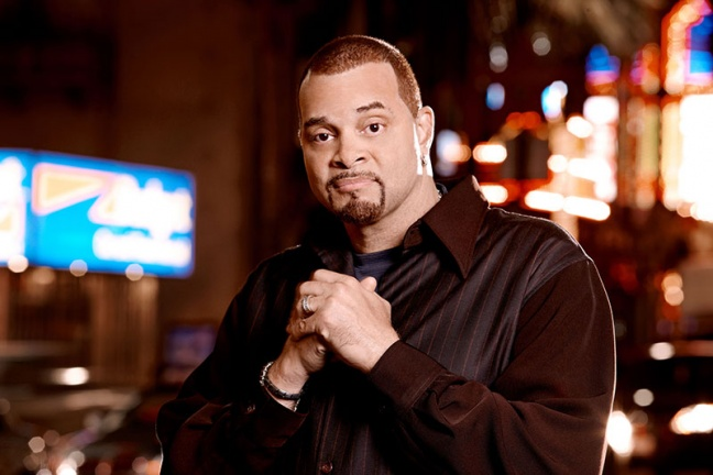 Summer Heats Up With Sinbad At Parker Playhouse