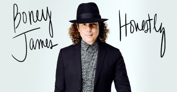 Saxophonist Boney James Comes To Parker Playhouse