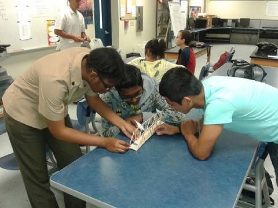 Pre Engineering And Science : The broward mpo partners with stranahan high school to
