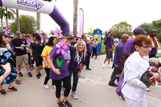 Alzheimer's Association Walk to End Alzheimer's® In Broward to Join the Fight Against the Disease