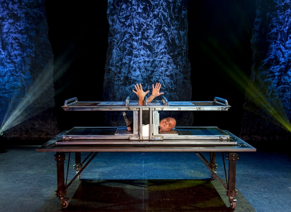 Get Your Tickets Before They Disappear For  Illusionist Bill Blagg At Parker Playhouse