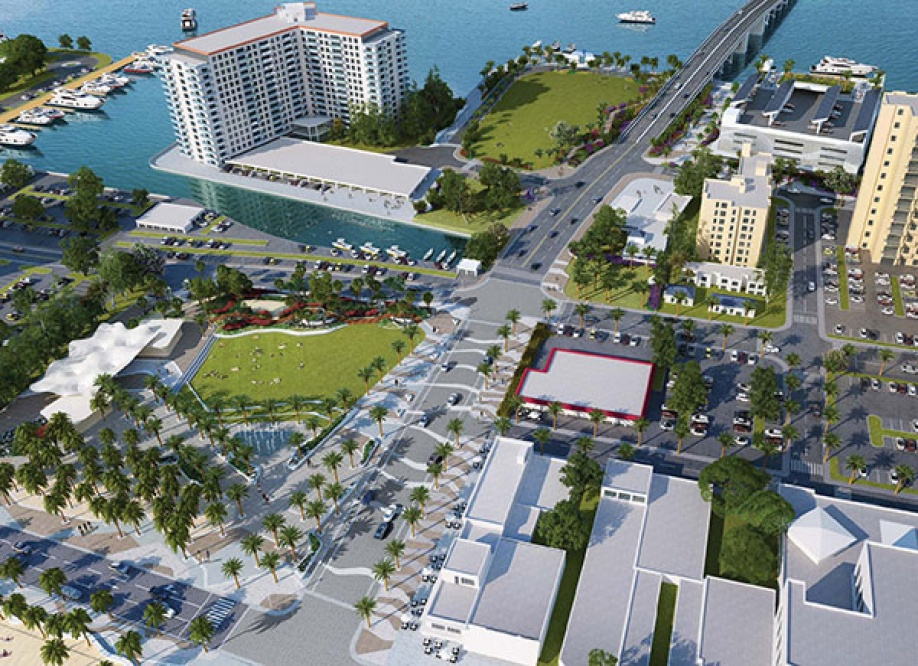 Iconic design comes to las olas at the beach for Architecture firms fort lauderdale