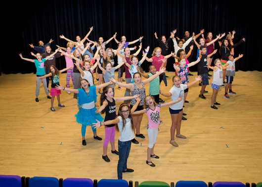 Spring Break Theater Camp 2018 At The Broward Center For The Performing Arts