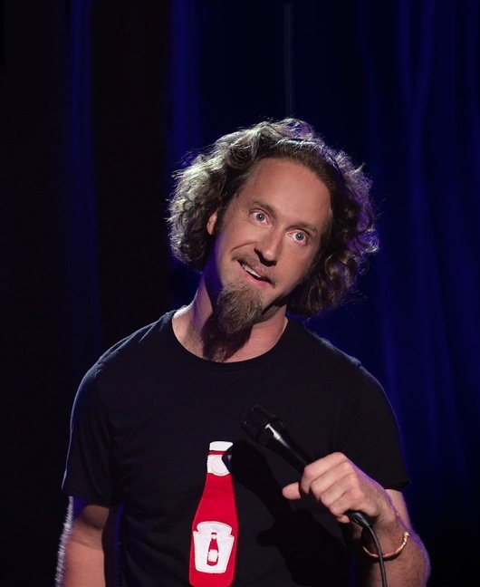 "Comic Josh Blue Puts The ""Cerebral"" In Cerebral Palsy And Will Perform In A Comedy Club Setting At The Broward Center"