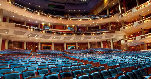 The Broward Center  Increases Options For The Hearing- And Vision-Impaired