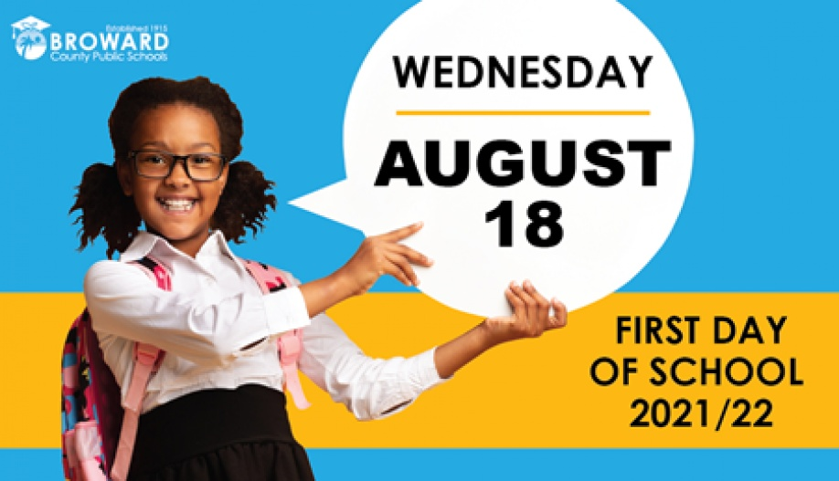 Broward College Calendar 2022.Broward County School Board Approves 2021 22 School Calendar The First Day Of School Is Wednesday
