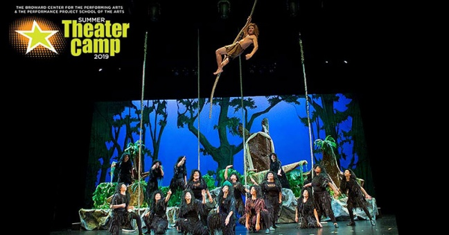Enrollment Is Open For The Ultimate Theater Camp Experience At The Broward Center