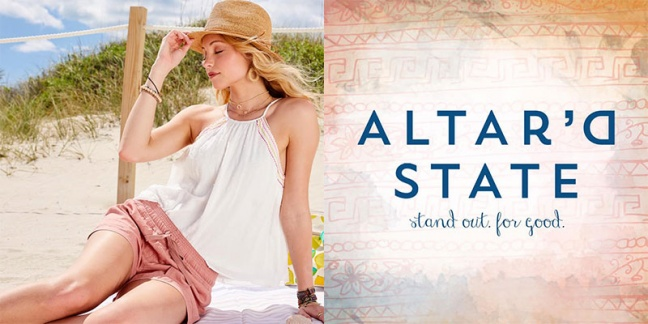 Altar'd State now open at the Galleria at Fort Lauderdale