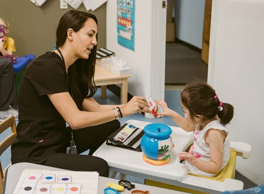 Ann Storck Center Changes the Landscape of Pediatric Therapy Services