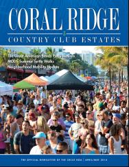 CORAL RIDGE COUNTRY CLUB ESTATES