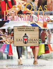 Las Olas Boulevard & Isles