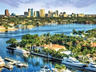 Fort Lauderdale Scores Top Ten Rankings Among Nation's Best Downtowns