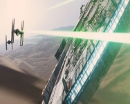 Star Wars: the Force Awakens to Open in Imax® 70mm Film At Autonation Imax Theater on December 17, 2015