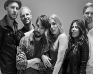Delta Rae to perform at Parker Playhouse