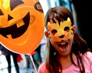Young at Art Museum Hosts Halloween Party on Friday, October 30