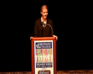 Elizabeth Smart, Advocate for Child Abduction Victims & Recovery Programs, Spoke at the 2015 Broward College Speaker Series